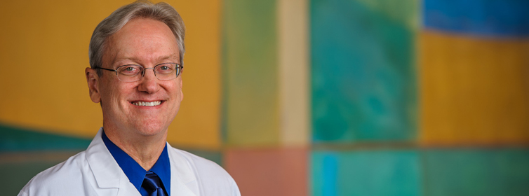 Dallas opthalmologist Dr. Preston H. Blomquist is Vice Chair for Education in the Department of Ophthalmology at UT Southwestern